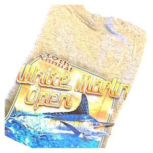 39th Annual White Marlin Open T-shirt
